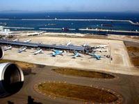 aeroporto de Kansai