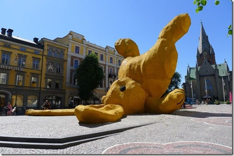 Florentijn Hofman (Stor Gul Kanin) 2