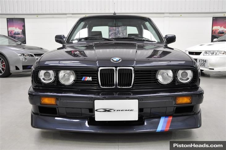 One of 500 BMW M3 E30 Evolution II for Sale in the UK