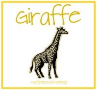 Giraffe Box