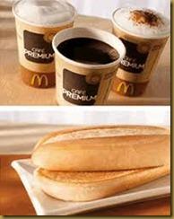 café mcdonalds