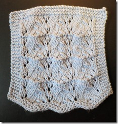 January 2013 Dishcloth KAL