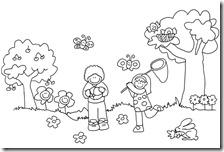primaveras para colorear (9)