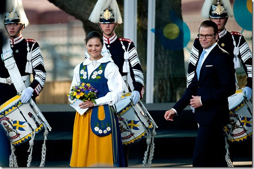 crownprinsess victoria and prince daniel