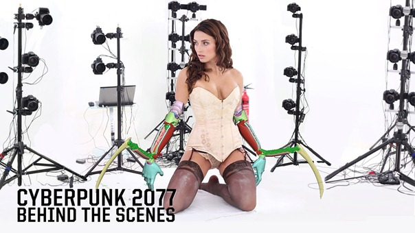 Making-of Cyberpunk 2077