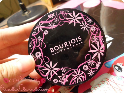 Bourjois Compact Powder Review Priscilla