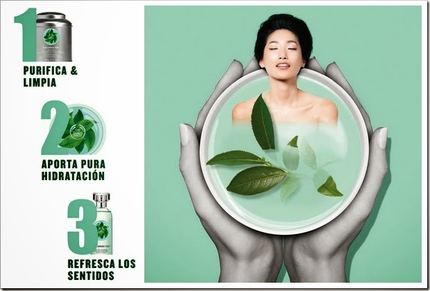 Ceremonia Te The Body Shop 03
