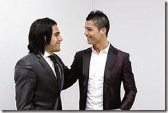 falcao y ronaldo