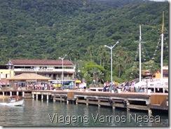 Ilha Grande RJ Vila do Abrão - Cais