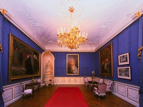 Palacio de Godollo, en Hungría, residencia de Sissi..