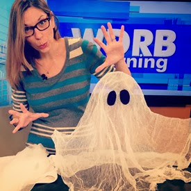 WDRB in the Morning - Ghost Crafts