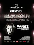 DJ Fanez na noite Blackout da Zoff Club, em Indaiatuba