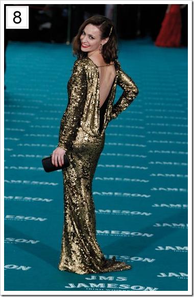 Mejor vestidas Goya 03 Natalia Verbeke