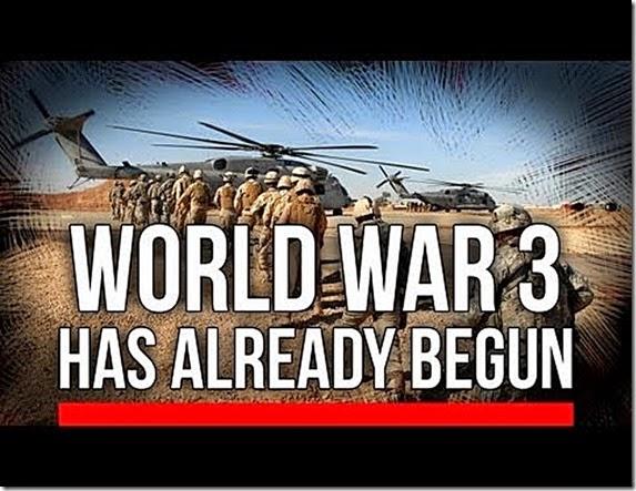 WWIII Already Begun