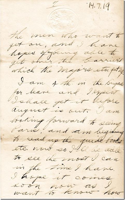 14 July 1919 7