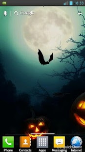 Free Halloween HD Live Wallpaper APK for Windows 8