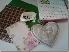 scatola dei ricordi no handmade