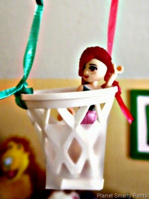 Lego Balloonist