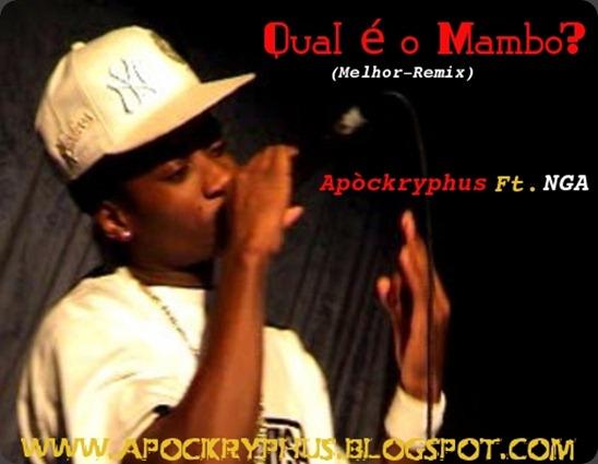 Qual é o Mambo (Melhor-Remix) Ft. NGA