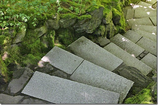 Succulents and more portland japanese garden design for Japanese garden stones