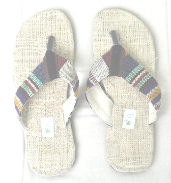 Hemp Slipper