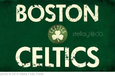 'Boston Celtics Wallpaper v2' photo (c) 2010, Stella Yodo - license: https://creativecommons.org/licenses/by/2.0/