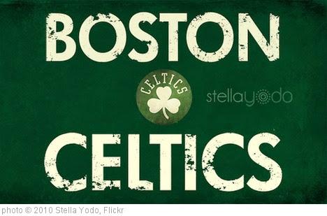'Boston Celtics Wallpaper v2' photo (c) 2010, Stella Yodo - license: https://creativecommons.org/licenses/by/2.0/