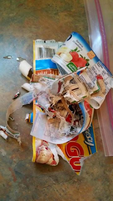 how to get labels off jars vinegar
