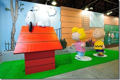 Peanuts X Taiwan - 65th Anniversary Exhibition 花生漫畫 65th周年展。史努比。臺灣 14