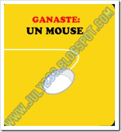 Ganastes un mouse