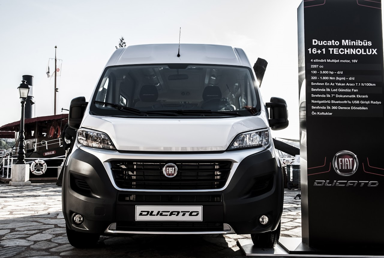 2014 Fiat Ducato facelift officially revealed - Turkeycarblog