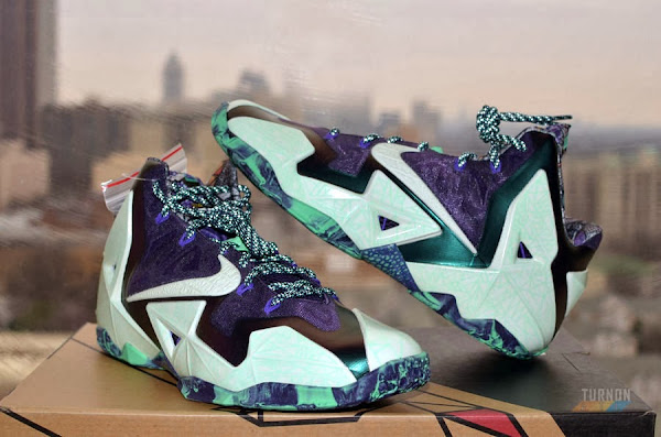 Release Reminder LeBron 11 8220Gator King8221 AllStar8230 the Whole Package 30 pics