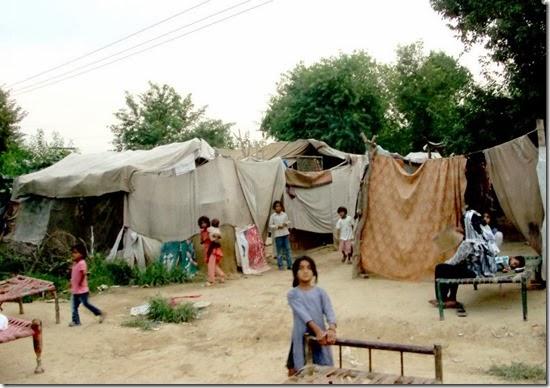 PovertyStricken Christian-Pakistanis