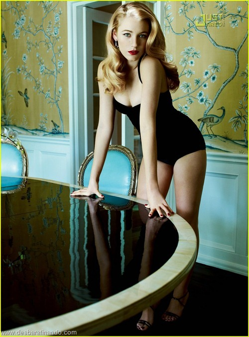 Blake Lively linda sensual Serena van der Woodsen sexy desbaratinando  (34)