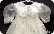 Wedding Dress Blessing Gown