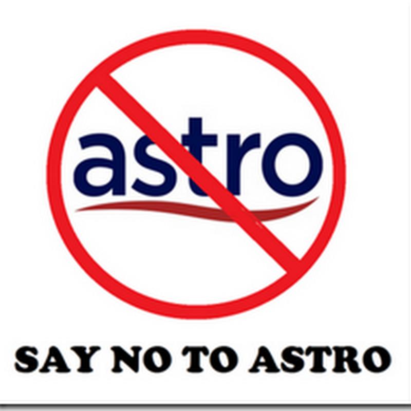 Jangan Bayar Bil Astro 3 Bulan!