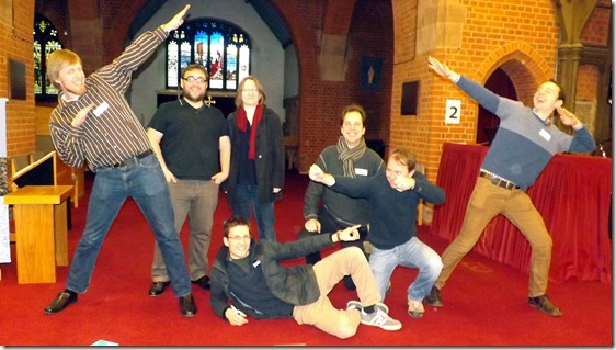 Wycliffe Students in Camberley