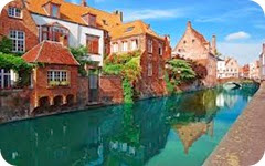 bruges best travel in Europe