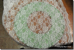 lace, mint, wicker wreath 001-001
