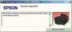 service-required-epson-l200