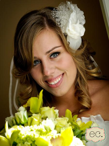Wedding Day Hairstyles and Haircuts