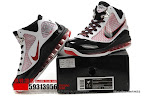 zlvii fake colorway white black red 4 01 Fake LeBron VII