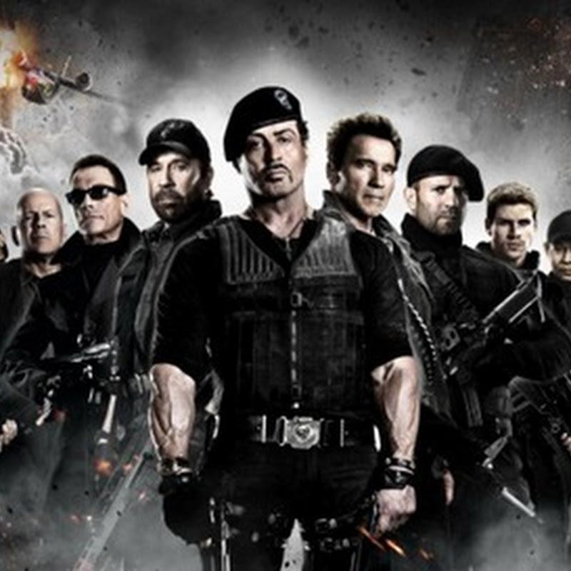 Sylvester Stallone Fala Sobre Os Mercenários 3 & Jackie Chan [Análise]