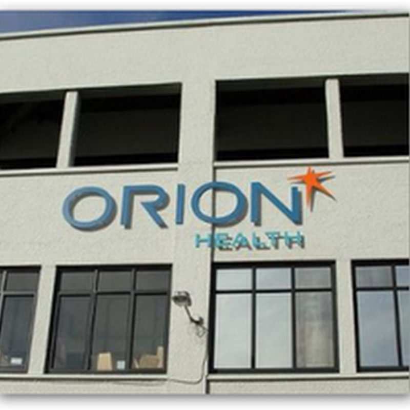 Orion Health Technologies to Build HIE For Sutter Hospitals in California Costing Tens of Millions of Dollars…