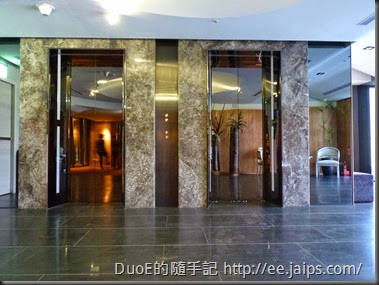 星享道酒店-電梯