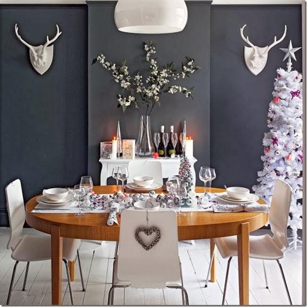 case e interni - sala pranzo - feste di Natale Capodanno (2)