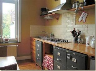 decoración de cocinas sencillas1