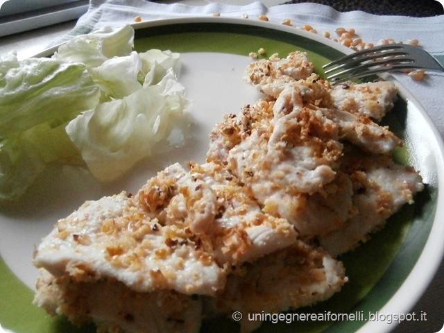 pollo chicken pop corn impanato