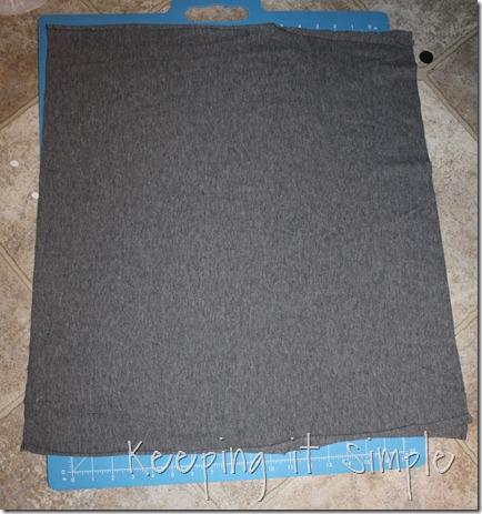 grey knit ruffle skirt (6)