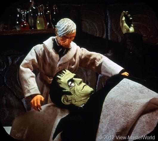 View-Master Frankenstein (B323), Scene C6